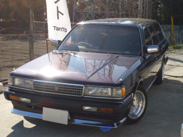 「トヨタ」「マークIIワゴン」「ステーションワゴン」「千葉県」「株式会社A-LINE エーライン」の中古車