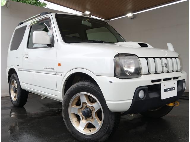 スズキ ランドベンチャー ナビ地デジ ETC 4WD