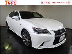 GSGS450h Fスポーツ 1オナ 黒革 SR ナビ TV