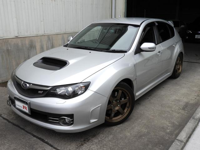 スバル WRX STi ブーストUP仕様 車高調 マフラー EVC