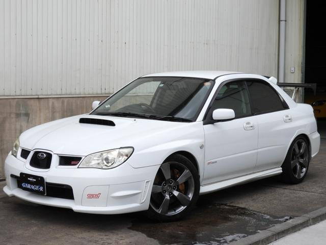 スバル WRX STi 車高調 マフラー 機械式LSD HDDナビ