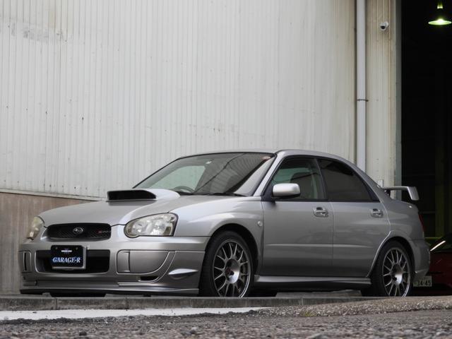 スバル S203 限定555台320馬力ブレンボ6POTキャリパ-