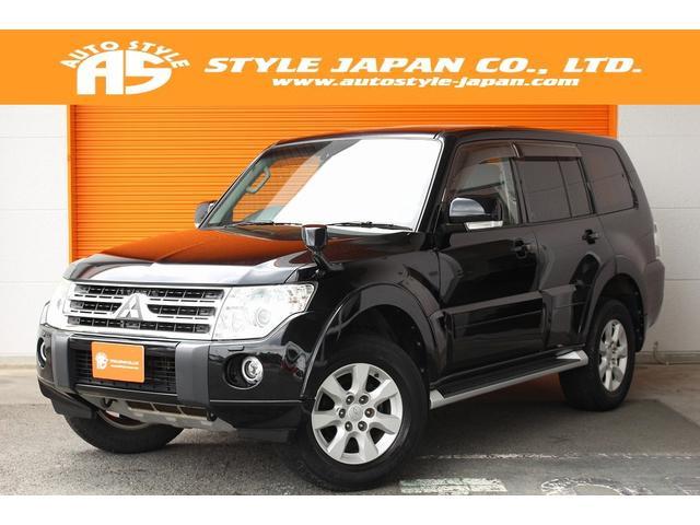三菱 ロング エクシード ワンオーナー 4WD ナビ TV Bモニ