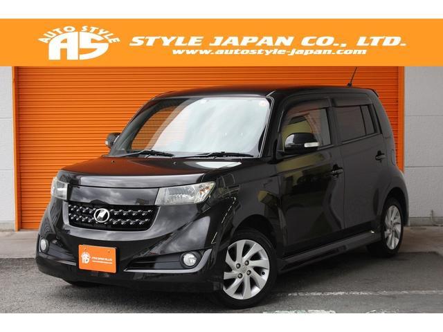 トヨタ Z エアロパッケージ 後期モデル/ナビ/ETC/純正アルミ