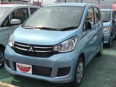 eKワゴンインパネCVT 保証付 エアコン 届出済未使用車