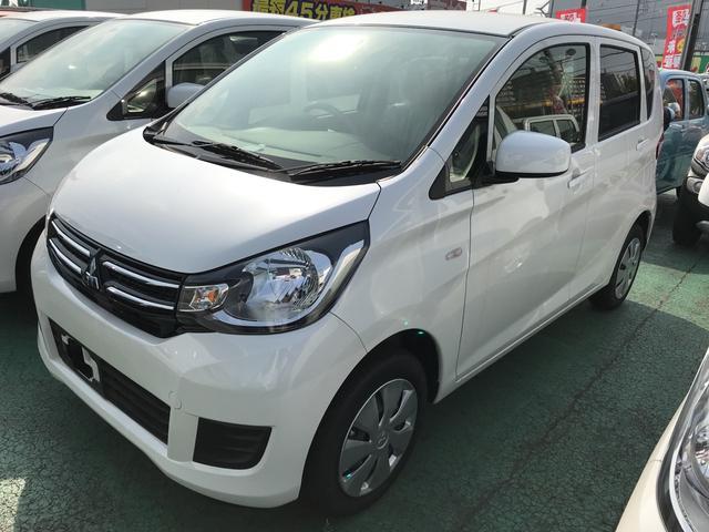 三菱 軽自動車 インパネCVT 保証付 エアコン