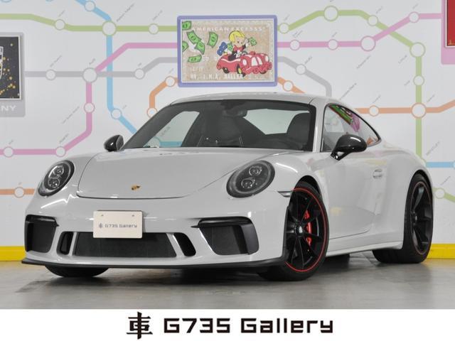ポルシェ 911GT3 ツーリングパッケージ スポーツクロノ
