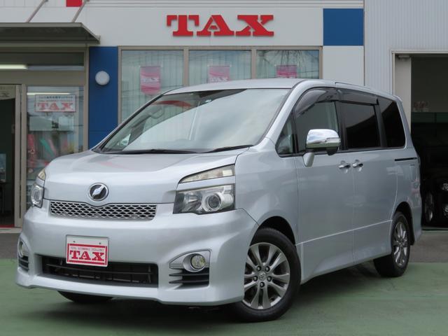 トヨタ ヴォクシー ZS 煌 後期モデル・純正ナビTV・Bluetooth・バックカメラ・ETC・両側電動スライドドア・禁煙車