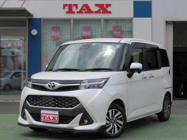 トヨタ カスタムG 純正ナビTV・Bluetooth・バックカメラ・ETC・両側電動スライドドア・クルーズコントロール・トヨタセーフティーセンス・LEDライト・禁煙車