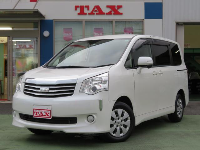 トヨタ X スペシャルエディション Bluetooth対応純正ナビ・バックカメラ・ETC・フリップダウンモニター・両側電動スライドドア・禁煙車