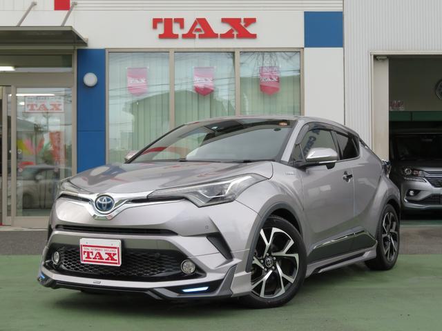 トヨタ G モデリスタフルエアロ・Bluetooth対応9インチナビ・バックカメラ・フリップダウンモニター・ドライブレコーダー・ETC・メッキパーツ