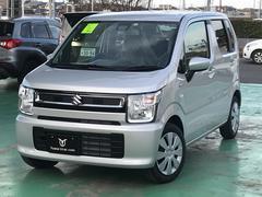 ワゴンRハイブリッドFX・セーフティPKG・純ナビ