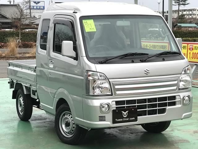 キャリイ(スズキ)X 中古車画像