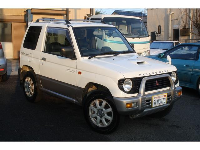 三菱 VR-II マルチメーター ターボ 4WD