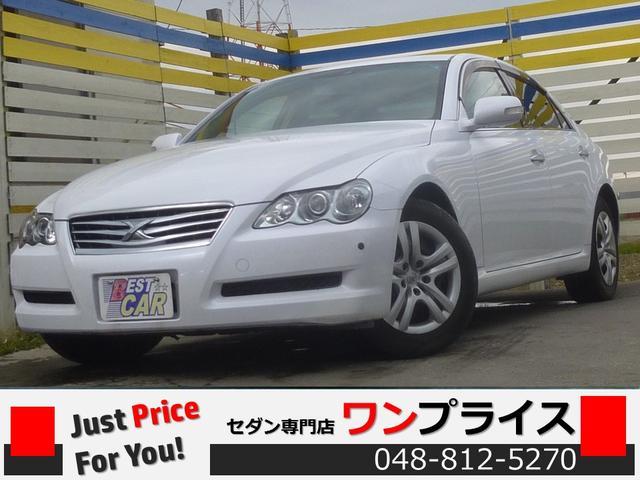 トヨタ 250G Fパッケージ DVD キーレス Bカメ ETC