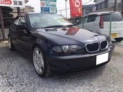 BMW318i ローダウン OZレーシング18インチアルミ