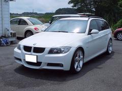 BMW320iツーリング Mスポーツパッケージ HDDナビTV