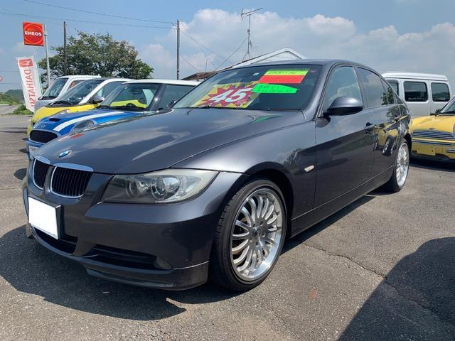 BMW 320i ワンオーナー スペアキー HID 車検R3年2月迄