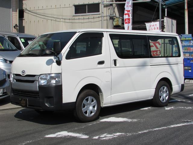 トヨタ 4WDロングDX キーレス ETC