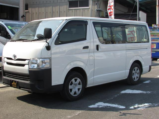 トヨタ 4WD DX キーレス リヤヒーター リヤクーラー