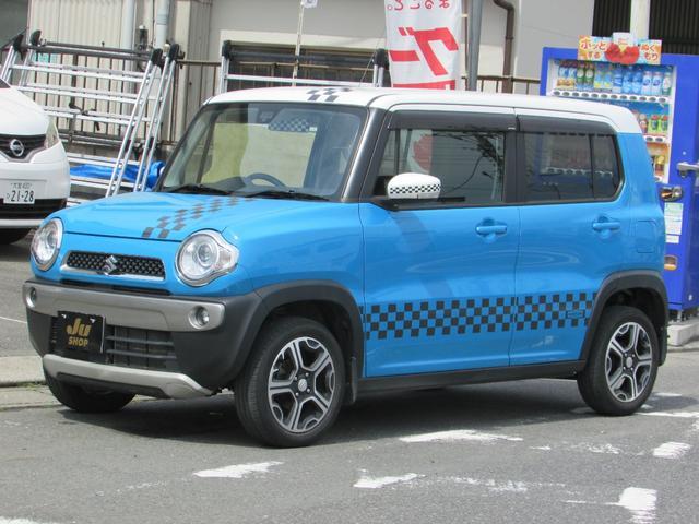 スズキ 4WD Xターボ SDナビ フルセグテレビ スマートキー