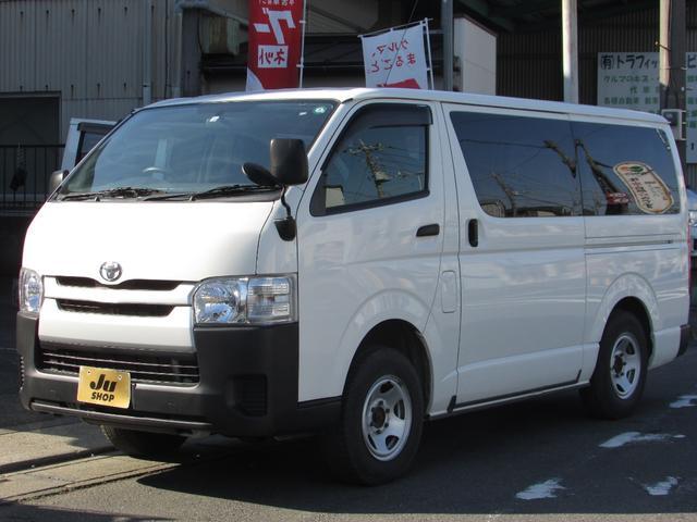 トヨタ ロングDX キーレス メモリーナビ ワンセグテレビ