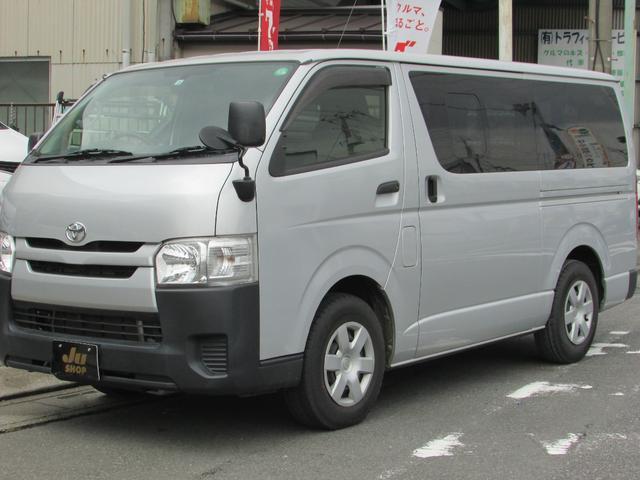 トヨタ ロングDX キーレス ETC メモリーナビ