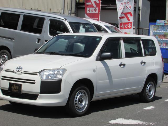 トヨタ プロボックス DXコンフォート 4WD キーレス メモリーナビ ETC