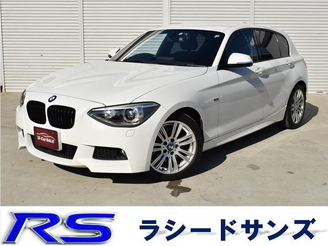 BMW 116i Mスポーツ ナビ/ETC/ドライブレコーダー/スマートキー