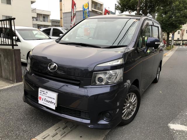 トヨタ X Lエディション 純正ナビカメラパワスラETC