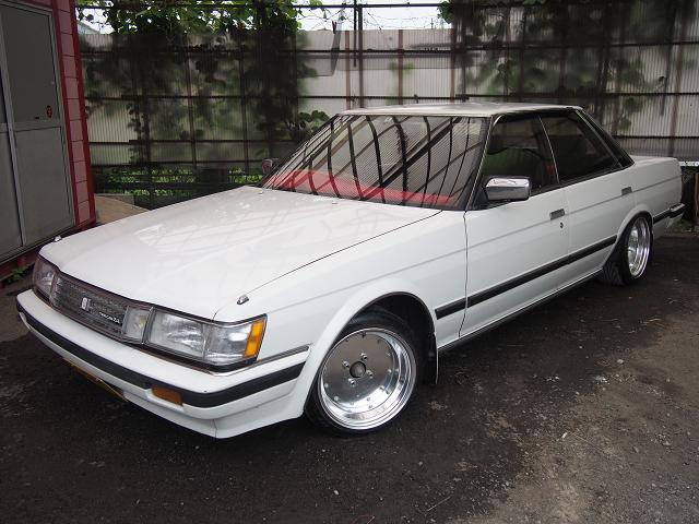 トヨタ グランデSSR MK-1ローダウンETC外マフラーナビHID
