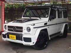 M・ベンツG500 ロング ニューインテリア カスタム車両
