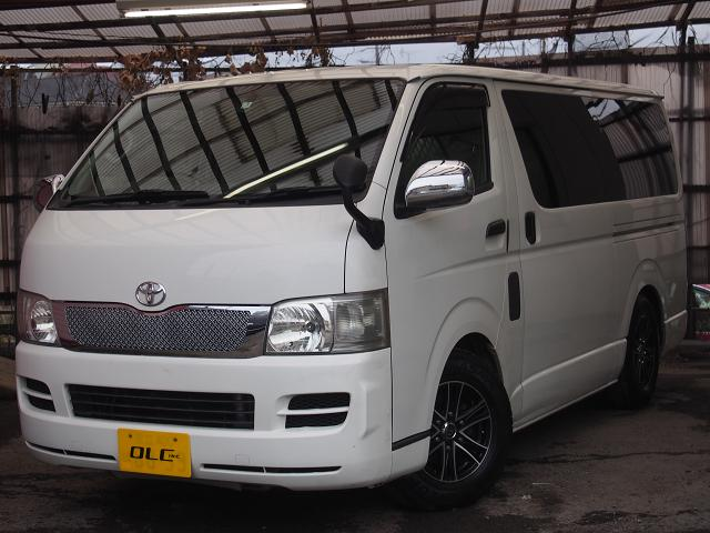 トヨタ DX GLパッケージETCナビLEDライトTVローダウン