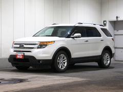 フォード エクスプローラーリミテッド エコブースト ナビ 国内限定200台
