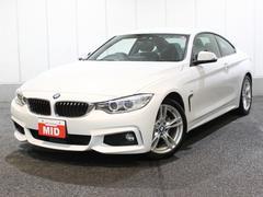 BMW420iクーペ Mスポーツ 純正ナビ ETC