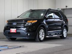 フォード エクスプローラーリミテッド4WDサンルーフ 黒革 ナビゲーション 電動ゲート