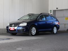 VW ゴルフヴァリアントTSI コンフォートライン ワンオーナー 禁煙車