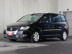 VW ゴルフトゥーランTSI ハイライン ワンオーナー 禁煙車