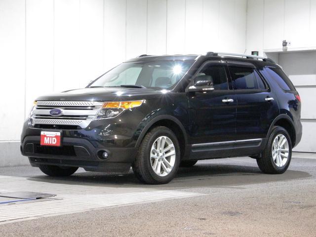 フォード XLT 4WD ワンオーナー 禁煙車 ガレージ保管
