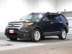 フォード エクスプローラーXLT 4WD ワンオーナー 禁煙車 ガレージ保管