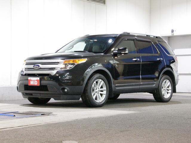 フォード XLT 4WD 2013モデル ワンオーナー 禁煙車