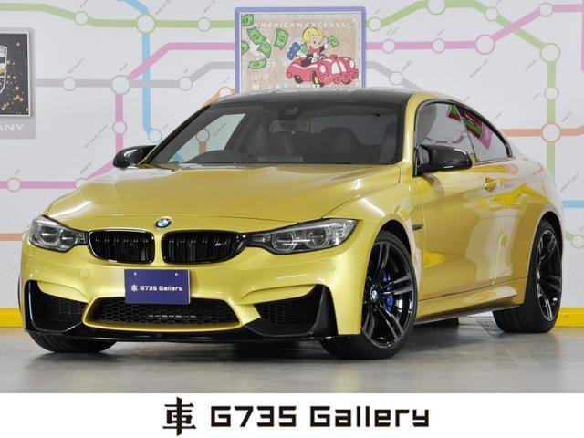 BMW M4クーペ 7速DCT ドライブロジック 19インチAW