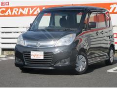 ソリオGリミテッド ID車両・社外Mナビ・ワンセグ