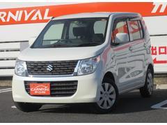 ワゴンRFX ID車両・社外メモリーナビ・ワンセグ