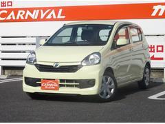 ミライースL ID車両・社外メモリナビ・ワンセグ