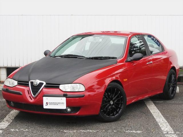 アルファロメオ 2.5 V6 24V Eibackサス KONIショック