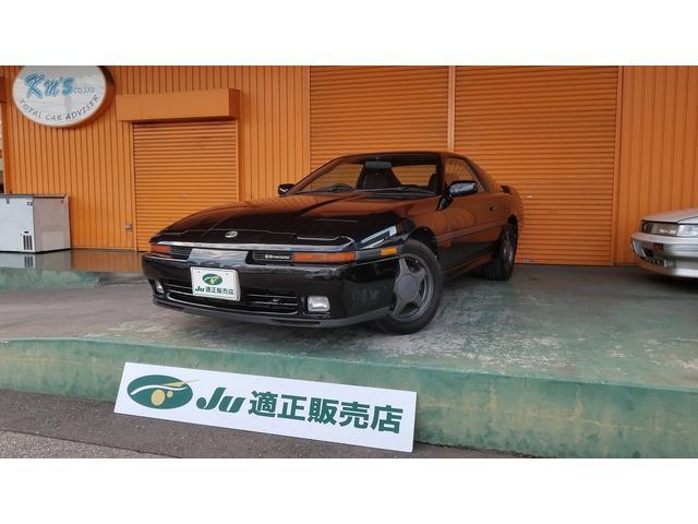 トヨタ 2.5GTツインターボR ワンオーナー 純正ホイール 保証付