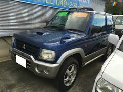 パジェロミニV 4WD ターボ 新品タイヤ
