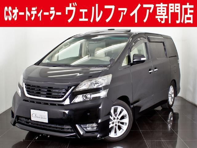 トヨタ 3.5Z GーED サンルーフ 両自ドア HDD コンビハン
