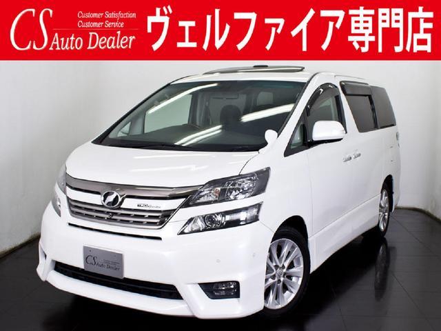 トヨタ 3.5Z G サンルーフ プレミアムSS 両自 PバックD